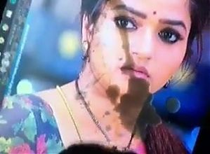Serial Actress Nithya Ram Cum Tribute