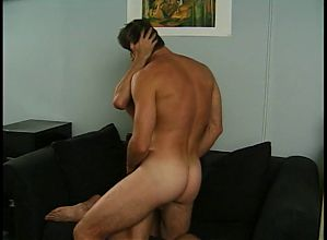 Anal for the cock loving guy