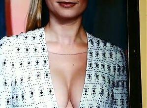 Brie Larson (captain marvel) Cumtribute Part 3