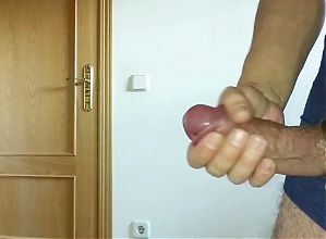 Waking with 4 things in my shinny cock :D