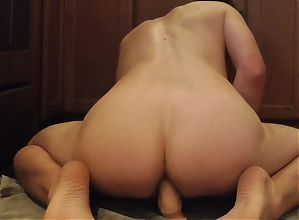 nude dildo play
