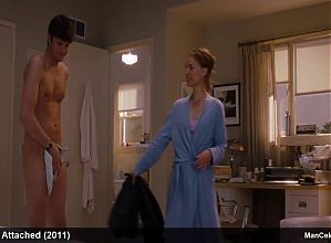 Ashton Kutcher nude and sexy movie scenes