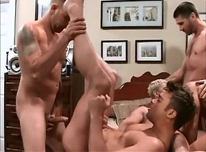 Fuck my ass gangbang Part 1