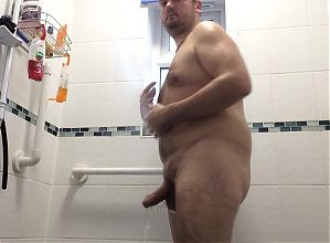 Another shower vid